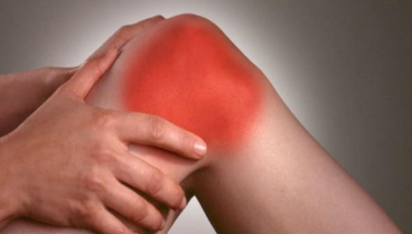 knee pain photo