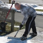 How To Shovel Snow Properly And Avoid Back Pain